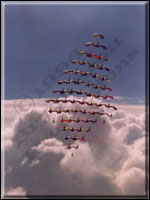 53 way record formation Sept. 6, 1996
